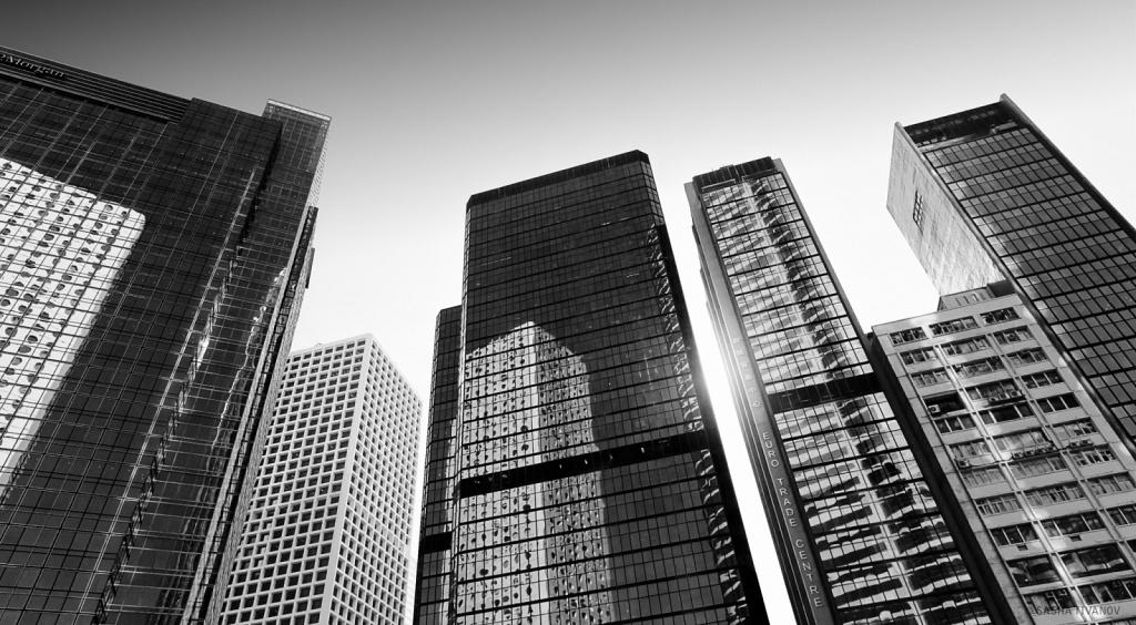 Деловой центр Гонконга