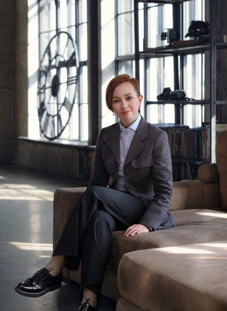 Марго, бизнес-портрет